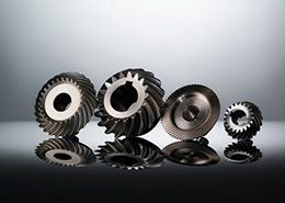 Suhner: Uses of Spiral Bevel Gears